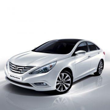 Новая версия Sonata была представлена компанией Hyundai