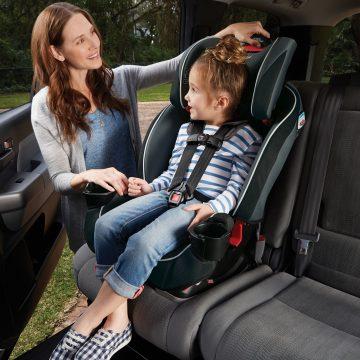 Автокресло – то, что нужно ребенку в дороге