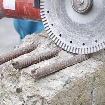 Преимущества алмазной резки бетона и конструкций из других материалов